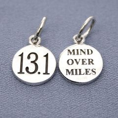 mind over miles. love this one. $16 could be great saying for road i.d.