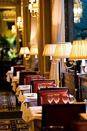 Cafe de la Paix  Boulevard des Capucines, Paris
