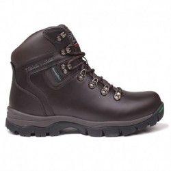 Karrimor Skiddaw Mens Walking Boots, Brown