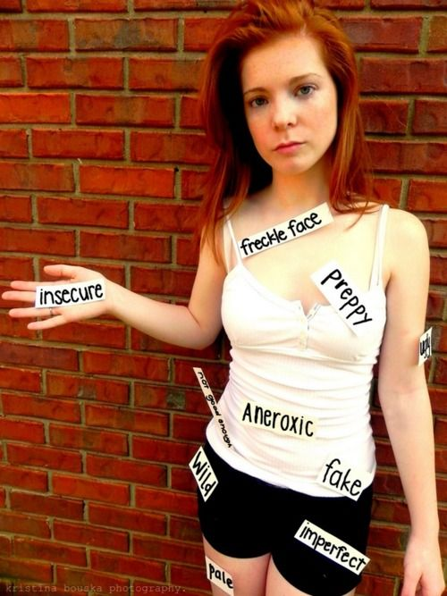 You shouldn't judge someone according to what you see on then outside. Only God can be our judge <3