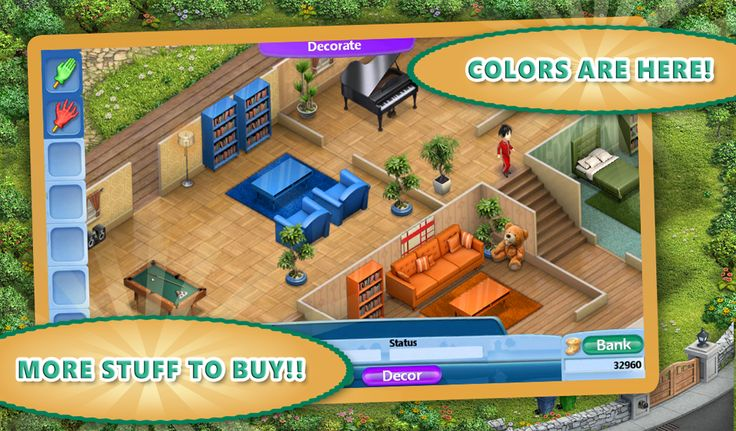 Amazon.com: Virtual Families 2: Our Dream House: Appstore for Android