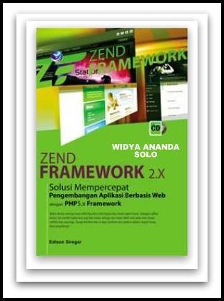 Zend Framework 2.X : Solusi Mempercepat Pengembangan Aplikasi Berbasis Web Dengan PHP 5.x Framework+cd  ISBN: 978-979-29-5149-3 Penulis: Edison Siregar UkuranHalaman: 14x21 cm  xii+196 halaman EdisiCetakan: I, 1st Published Tahun Terbit: 2015      Sinopsis Zend Framework merupakan framework yang dikembangkan menggunakan bahasa pemrograman PHP 5.x. Zend Framework sudah bersifat full OOP (Object Oriented Programming), terdiri dari library yang bisa digunakan untuk membangun aplikasi berbasis…