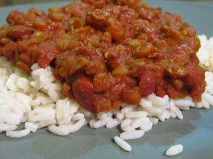 Dal Makhari   Tasty Bite Madras Lentils like recipe, good served over rice