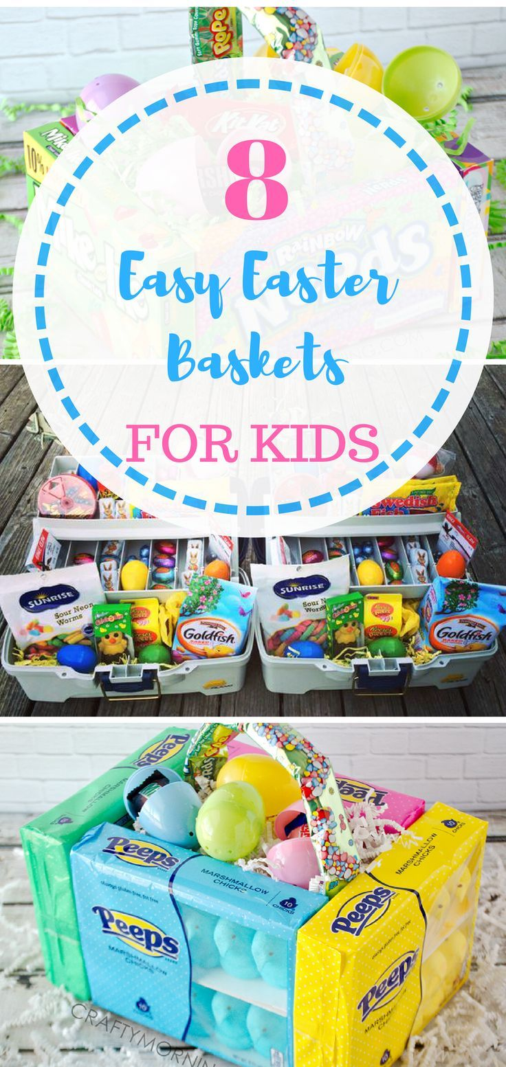 256 best gift ideas images on pinterest hand made gifts easter easter tips and tricks easter basket ideas quick easter basket ideas negle Images