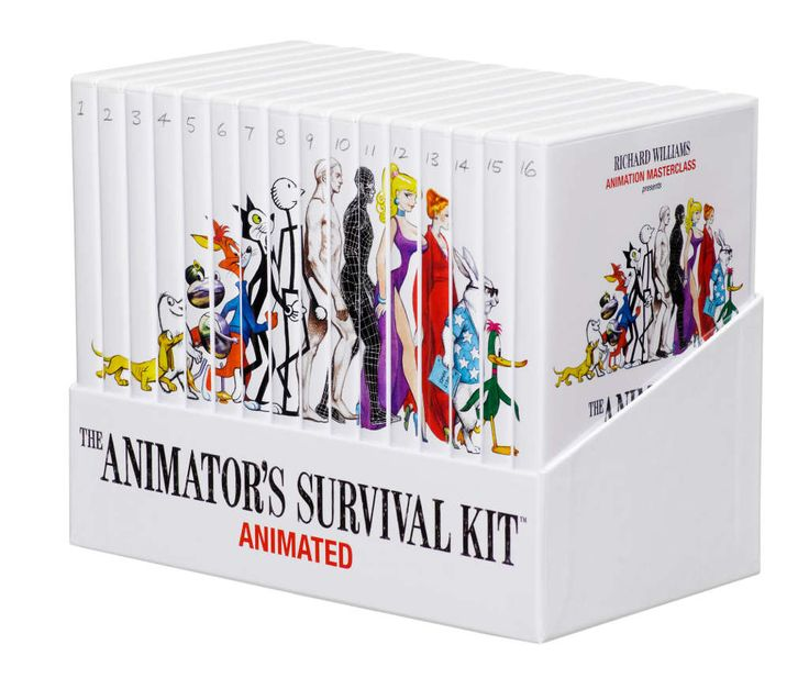 ANIMATIONCLUB.RU - Animator`s survival kit (Набор для выживания аниматора)