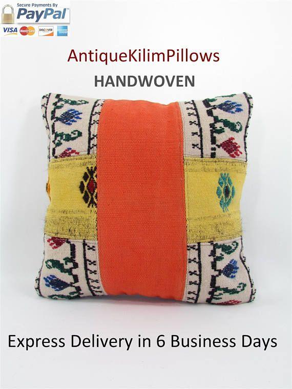 decorative pillow kilim pillow cover kilim pillow case vintage pillow case rustic pillow cover country decor gypsy throw pillow 000204 #RusticPillowCover #CountryDecor #HomeDecor #KilimPillowSets #GypsyThrowPillow #KilimPillowCover #DecorativePillow #KilimPillowCase #VintagePillowCase #PillowCushions