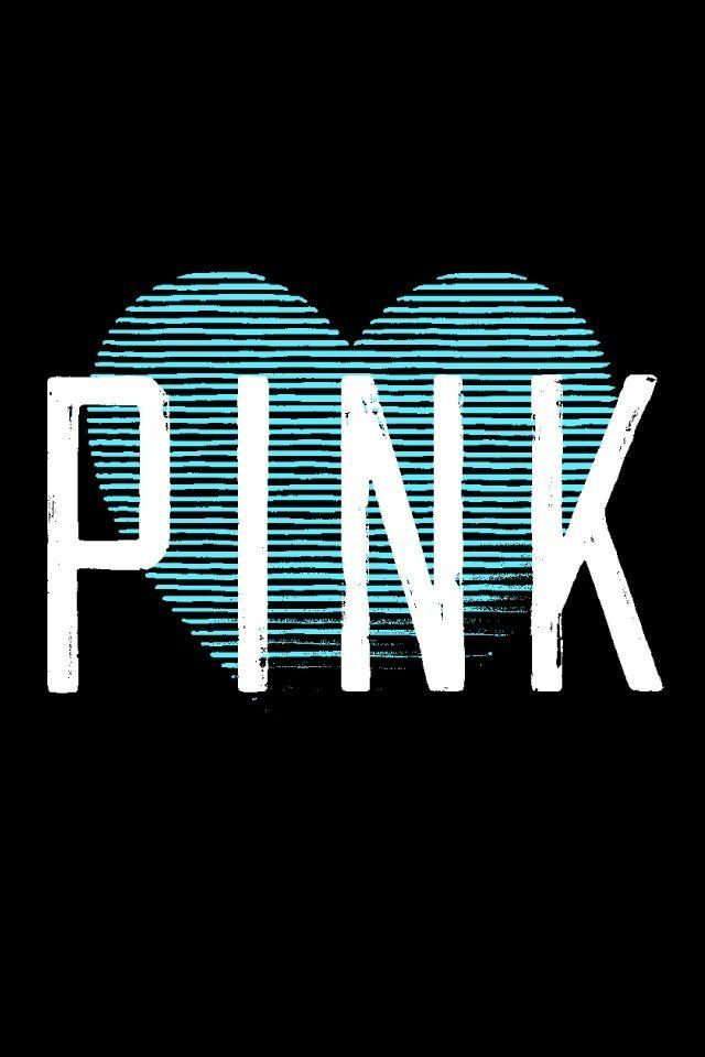 Victoria Secret Love Pink Background   Victoria's Secret PINK Wallpaper