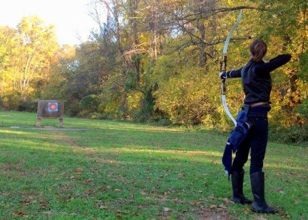 Field Archery vs. Target Archery