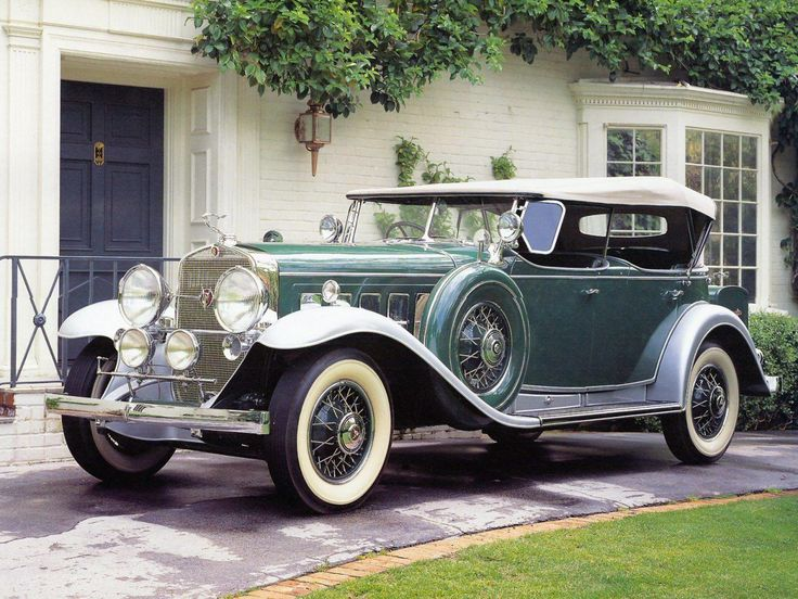 124 best Cadillac: 1925 - 1933 images on Pinterest | Autos, Cars and