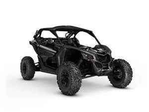 """New 2017 Can-Am Maverickâ""""¢ X3 X rs Turbo R ATVs For Sale in California. This is the world's first factory 72-in wide side-by-side vehicle. With 24-in of suspension travel and advanced FOX Racing components, it stretches the X3 X rs' abilities far beyond expectations for staggering performance…anywhere. Call Mountain Motorsports today at 909-988-8988. Mountain Motorsports has been the place for motorcycle enthusiasts since 1970. We were started and are owned by enthusiasts. We are…"""