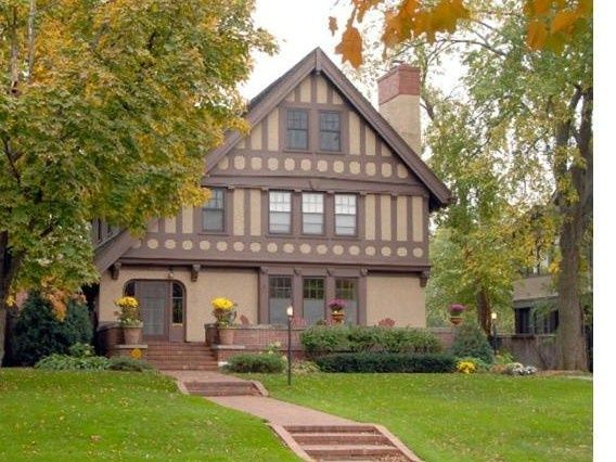 102 best images about english tudor paint colors on - Tudor revival exterior paint colors ...