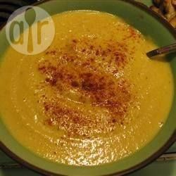 Recipe photo: Spicy parsnip soup