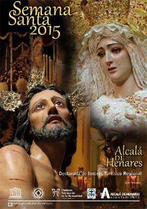 Programa de la Semana Santa 2015 de Alcalá de Henares