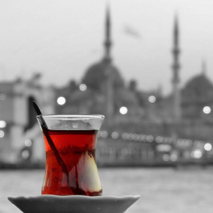 Çay ve İstanbul