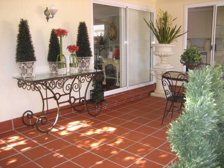 "Terracotta Tile Care and Maintenance Tips - Terracotta Tiles- are made from clay and ""Terracotta"" exactly means ""cooked earth"". Terracotta has been used in floors and walls for centuries. As it is a natural material, these tiles would require certain level of care. Terracotta tiles vary in color, texture and appearance also available in various shapes and sizes. Learn more at Express Flooring in Phoenix, Arizona"