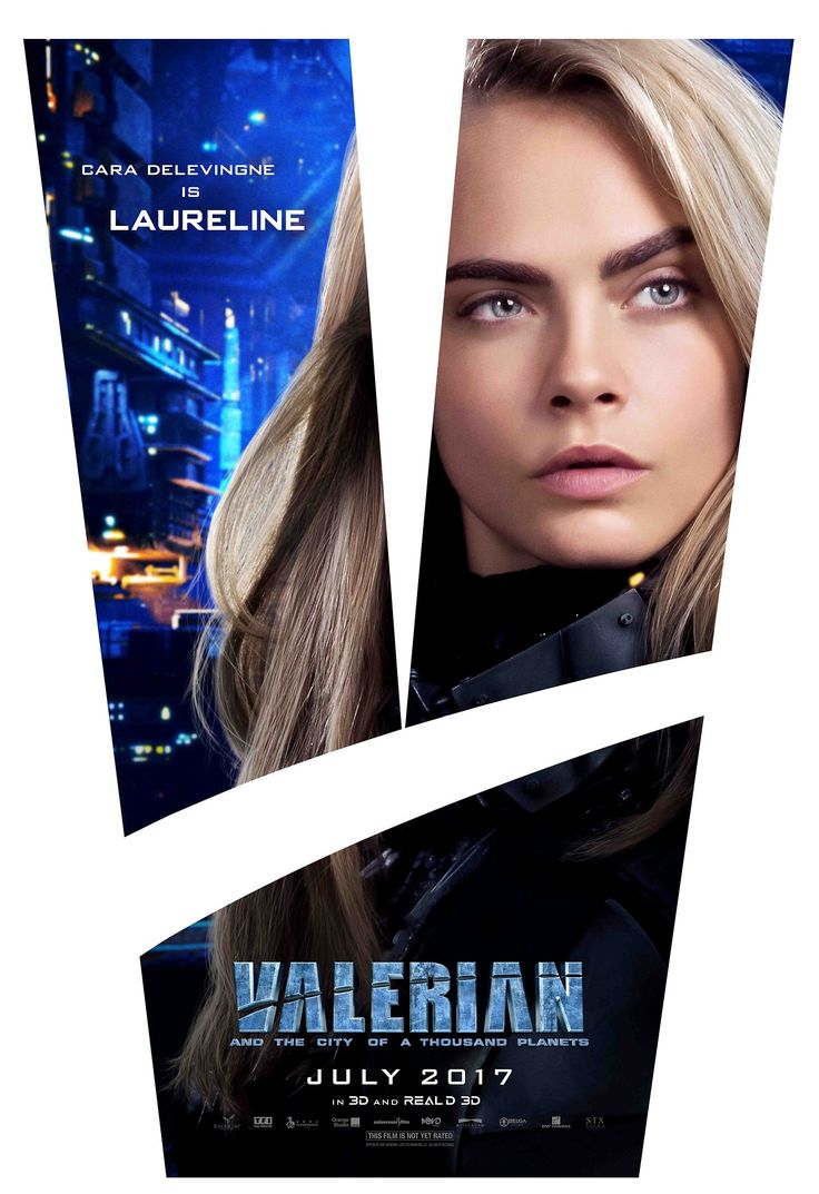 Valerian movie on tumblr. - Laureline never turns down a mission to save the universe. Watch Cara Delevingne in Valerian, in 3D and RealD 3D theaters July 21.