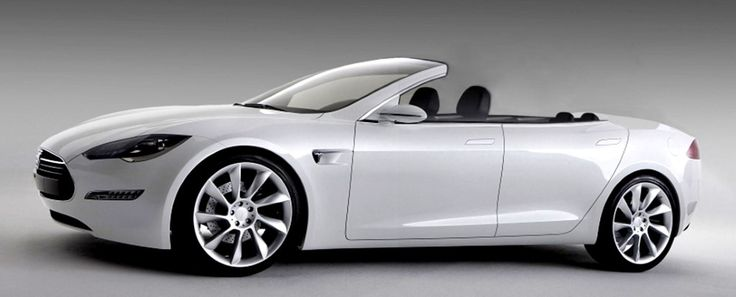 Tesla Model S Convertible by Newport Convertible Engineering.  $29K Soft Top Conversion Cost. $49K Hard Top Conversion Cost