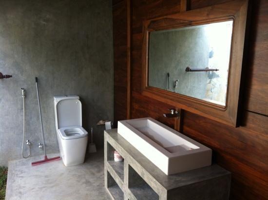 polished concrete bathroom google search
