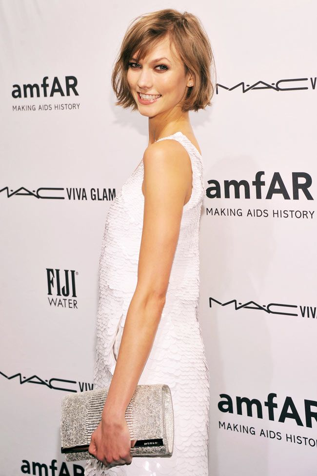 Karlie Kloss in Michael Kors at the amfAR New York Gala - Fashion Gone Rogue: The Latest in Editorials and Campaigns