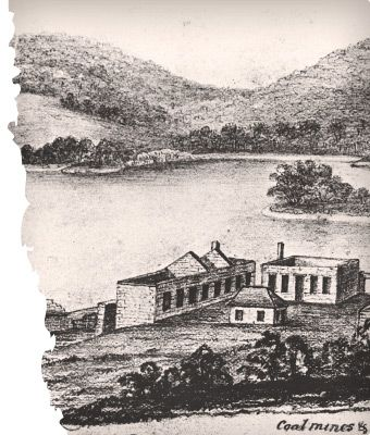 Coal Mines Historic Site - Port Arthur & Tasman Peninsula Region