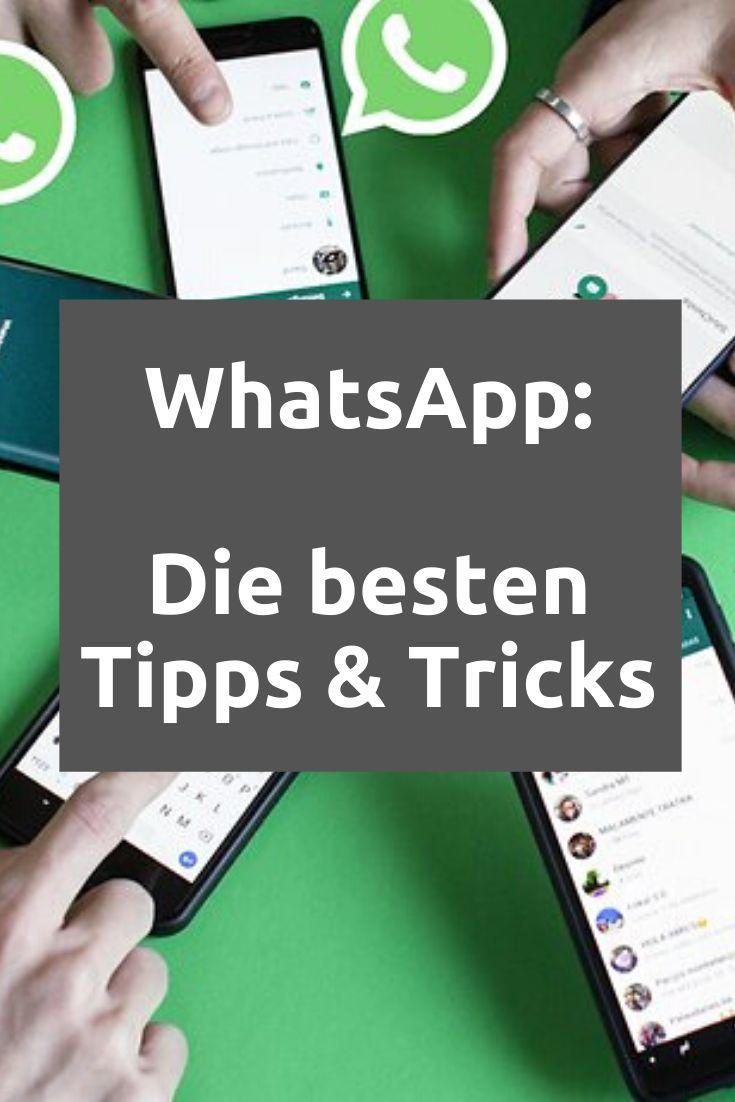 Die Besten Whatsapp Tricks