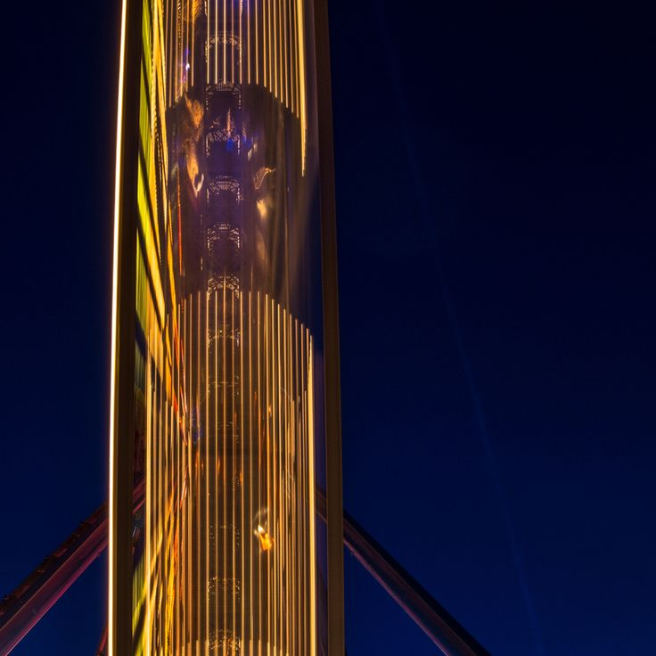 Big Ferris Wheel - Send Fun Fair -  Münster, Germany - #Muenster