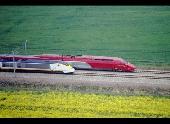 Best Family Train Trip: London to Disneyland Paris on Eurostar Disney