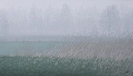 Harm Visser, Landscape, Art