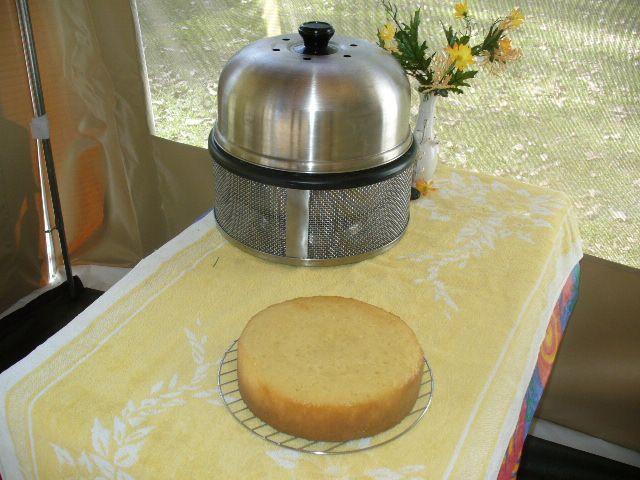 baking a cobb cake