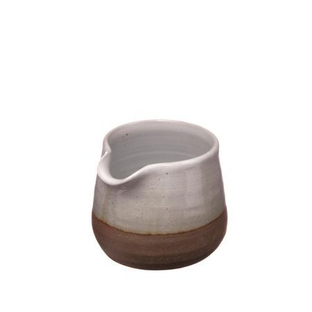 Shelley Panton White/Red Clay Stoneware Pourer