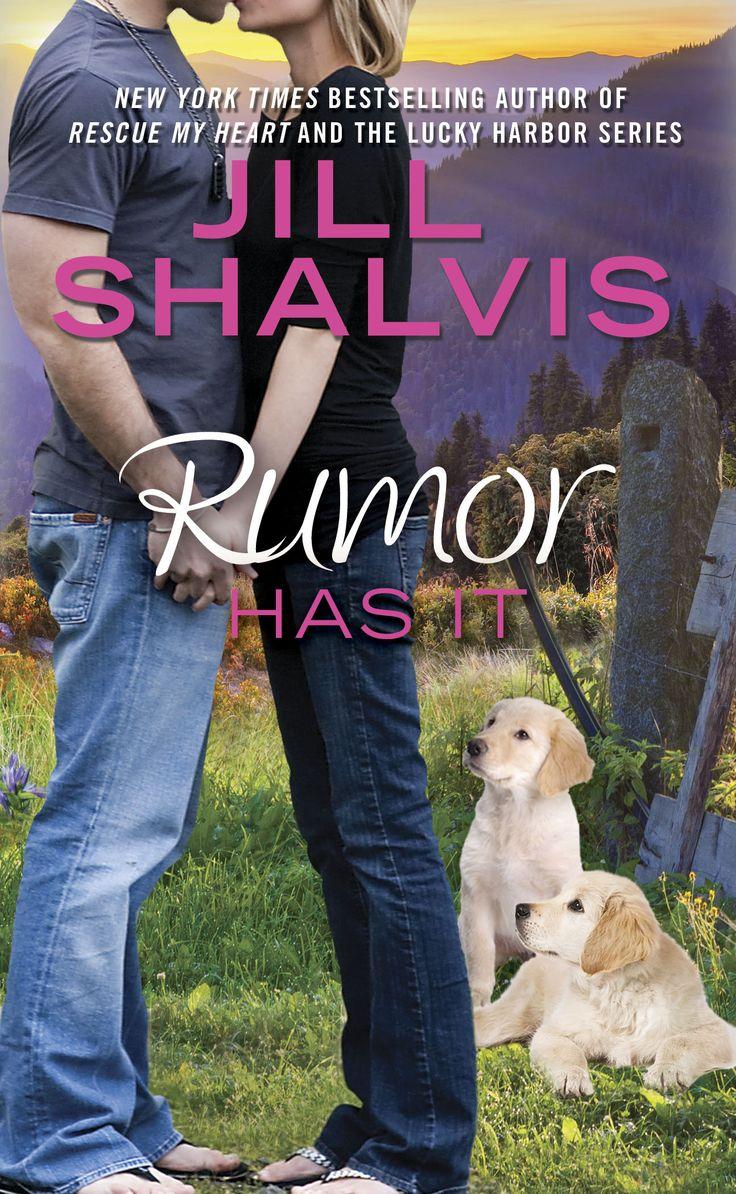 Coming 11/13...    http://www.amazon.com/Rumor-Animal-Magnetism-Jill-Shalvis/dp/0425255824/ref=sr_1_1?s=books=UTF8=1358375063=1-1=rumor+has+it+jill+shalvis