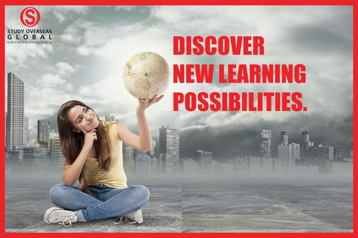 #StudyOverseas helps you in achieving your dream of studying abroad to gain a broader perspective of life. We understand how international experiences can open doors to many possibilities and help in making your journey from here to there easy and worthwhile. Visit: www.studyoverseasglobal.com to start your international experience with us!