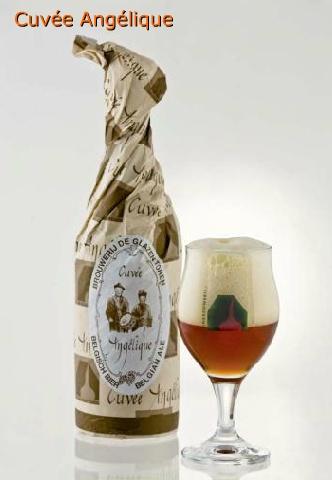 Cuvée Angélique, Brewery De Glazen Toren, Erpe Mere, Belgium 8% 6/10 Copper red beer.