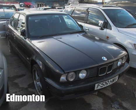 1988 BMW 520 #bmw #onlineauction #johnpyeauctions #carsforsale