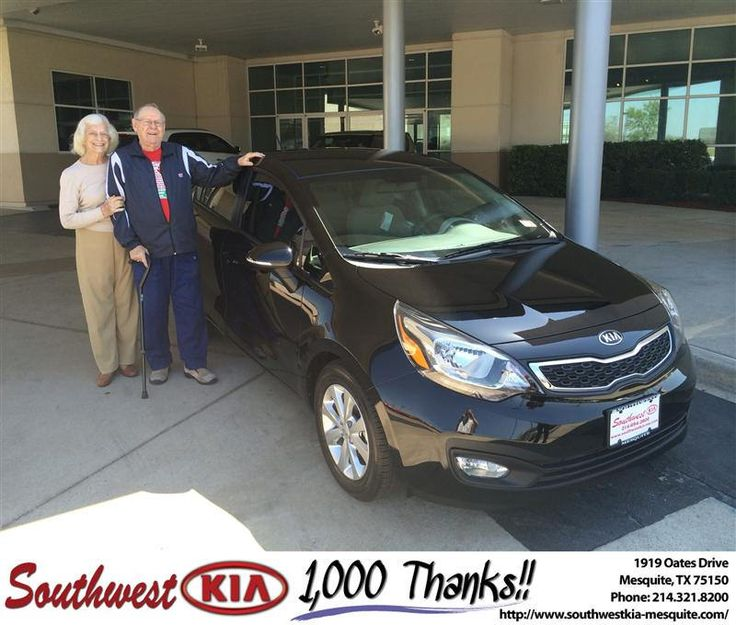 #HappyBirthday to Francis Gill from Constantine Boury at Southwest Kia Mesquite!