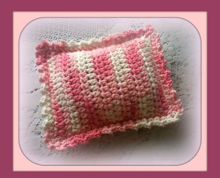 A  hot pack made with Lilly's Sugar n' Cream cotton yarn, size g crochet hook,  half double crochet, rice, and a knee high nylon.   ...