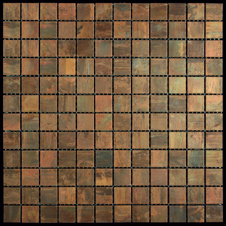 Металлическая мозаика: каталог от европейских производителей