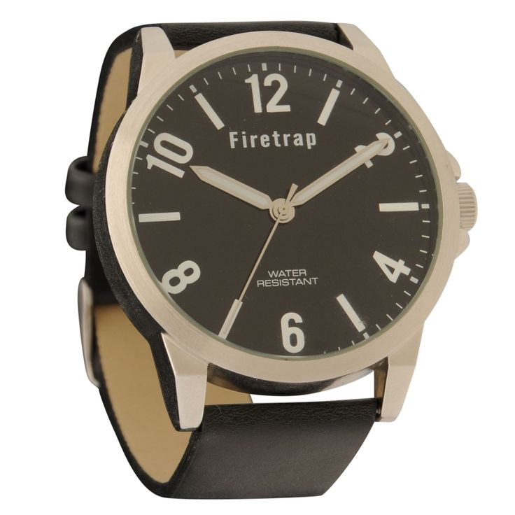 Firetrap | Firetrap Large Watch | Watches