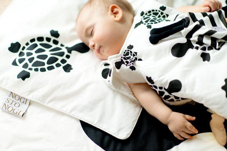 Sleeping Bag TURTLE   #baby_room_ideas #modern_baby_room #baby_room #kids_room #newborn_sleeping #designer_baby #pokoik_dziecięcy #pościel_dziecięca #pościel_dla_dzieci