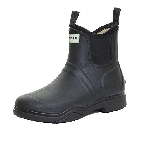 Hunter Boot Balmoral Equestrian Short Neoprene Boot  Womens Black 90 * Find out more about the great product at the image link.