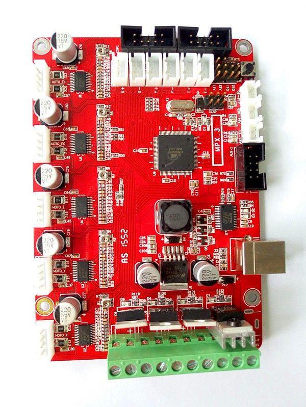 HICTOP 3D Printer Control Board MPX.3 RepRap Arduino