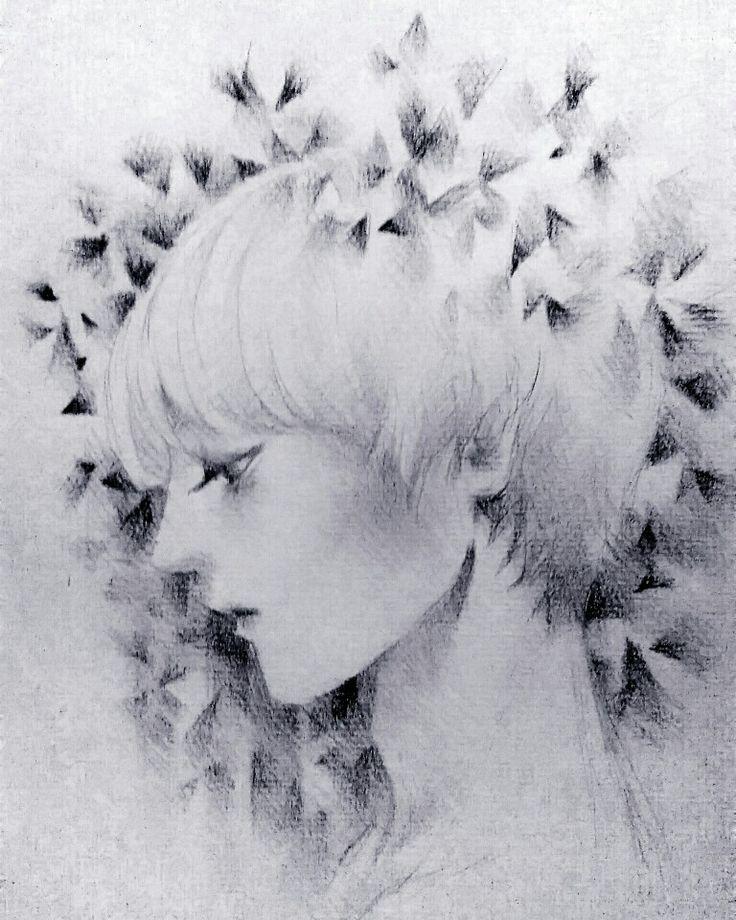 #draw #drawing #illustration #sketch #doodle #artwork #fine #art #イラスト#スケッチ#アート#絵