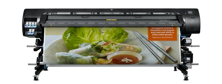 #HPLatex280 Printer delivers a wide range of applications, from soft signage to POP displays, indoors or out. #HP #RCP