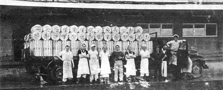 Waihi Cheese Workers