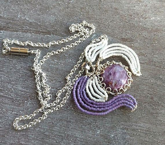 #Charoitenecklace #charoite pendant #charoitejewelry #Russian gemstone