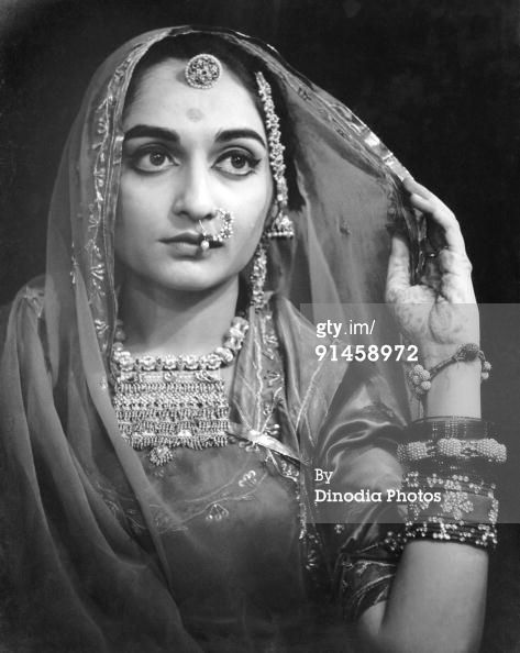 an-indian-bride-in-rajasthan-1940s