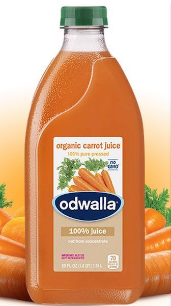 Coupons odwalla