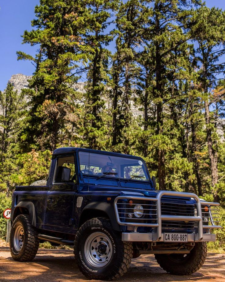 Joy Ride with my new toy! #landrover #landy #landroverdefender #90 #classic #defender #defender90 #swb #td5 #pickup #gravelroad #4x4 #offroad #forest #deerpark #trees #bluesky #capetown #southafrica #ishootwithorms #canon #5dmarkiii #photooftheday by theobotha_photography Joy Ride with my new toy! #landrover #landy #landroverdefender #90 #classic #defender #defender90 #swb #td5 #pickup #gravelroad #4x4 #offroad #forest #deerpark #trees #bluesky #capetown #southafrica #ishootwithorms #canon…