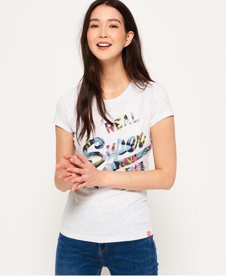 sale retailer e8e69 f67ab SUPERDRY Angebote Superdry Vintage Logo Wrap T-Shirt ...