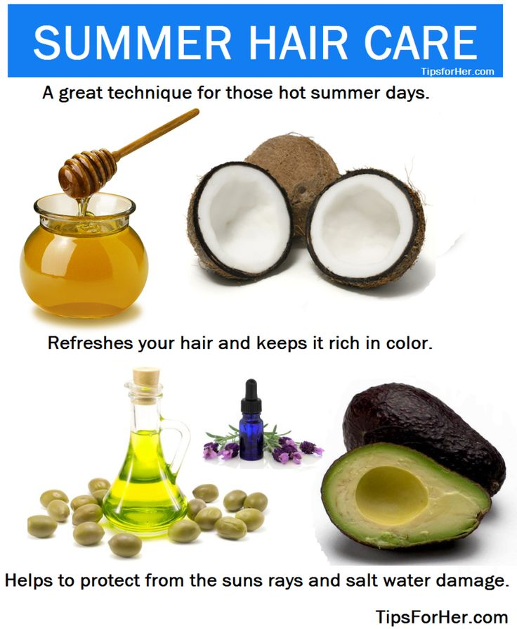108 best images about Summer Hair Care Tips on Pinterest ...